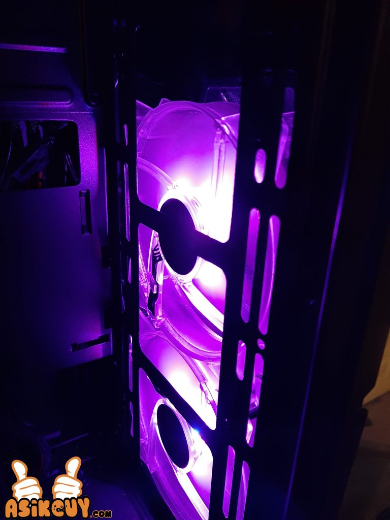 review casing cooler master masterbox k500